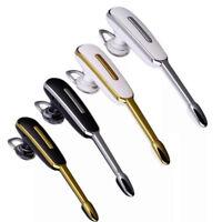 Universal Wireless Bluetooth HandFree Sport Stereo Headset Headphone Earphone