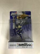 Nintendo Switch Wii U 3DS Amiibo Sheik (Super Smash Brothers series)Japan Import