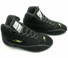 IMPACT Racing SHOES Mens Mid Top BLACK Simpson SFI 3.3/5 Rated M/T Driver NEW
