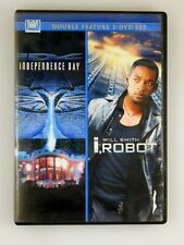 Will Smith - Double Feature 2 Disc DVD Set - Independence Day and I Robot