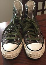 Men's Converse X Concepts Ct 1970 Leopard Camo Limited Edition Preowned