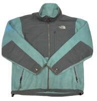 The North Face Women's Teal Polartec Full Zip Denali Fleece Jacket Size Medium