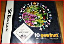 10 gewinnt - Ein mathematisches Abenteuer (Nintendo DS, 2008)