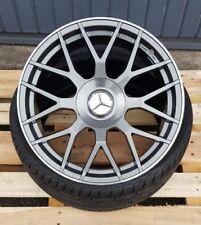 18 Zoll MAM GT1 Felgen 5x112 grau für Mercedes C-klasse W203 W205 W202 AMG