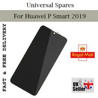 For Huawei P Smart 2019 LCD Black Display Screen Digitizer Replacement POT-LX1
