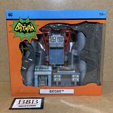 ✅ Batman Classic TV Series 1966 Batcave Playset NEW Mc Farlane Toys DC Superhero