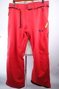 Oakley Snowboard Ski Pants Waterproof Men Size Large
