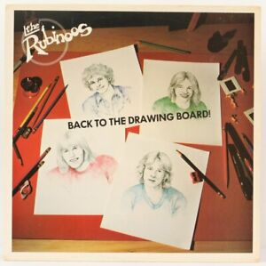 Back To The Drawing Board   The Rubinoos Vinyl Record