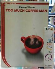 TOO MUCH COFFEE MAN  Ed.LO SCARABEO SCONTO 20%