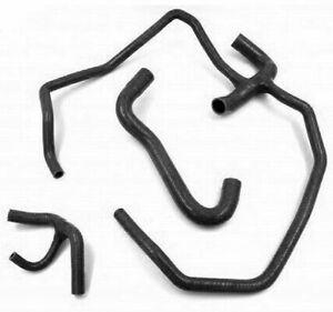 For manicotti acqua Fiat Cinquecento 500 sporting 1.1 Black Silicone Hose Kits