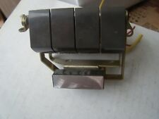 Vintage Grundig Tk=340 Reel-Reel Parts Push Buttons From A Working Unit