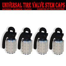 Wheel Tyre Valve Stem Caps For American IronHorse Choppers Big Dog Aprilia Buell (Fits: Mastiff)