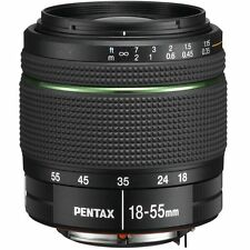 Pentax DA 18-55mm F/3.5-5.6 AL WR Zoom Lens 21880, London
