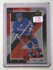 "1997/98 Wayne Gretzky Pinnacle Zenith ""Z-Team"" Card #2 of 18"