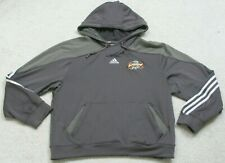 Hooded Sweatshirt Small Long Sleeve Adidas Seattle Storm Basketball Climawarm