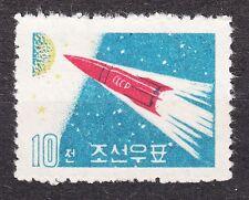 KOREA 1961 mint(*) SC#282 st.  Soviet Venus Racket.