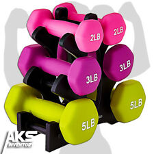 Dumbell Weight Set Weights Home Gym Fitness Equipment Strength Training