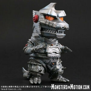 Godzilla 1974 Mechagodzilla Defo-Real Figure by X-Plus 0874XP10
