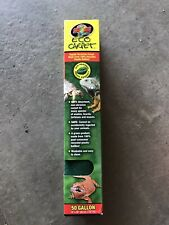 New listing Zoo Med Eco Carpet Green 15x48 Inch 50 Gallon Tank- Free Shipping