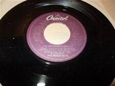 The Beach Boys . Beach Boys Medley / God Only Knows . Capitol . 45