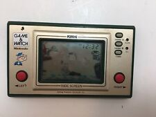 Nintendo Game & Watch Wide Screen Popeye PP-23 MIJ 1981 for parts