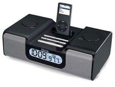 iHome iH2 Universal iPod Dock Attachments Alarm Clock