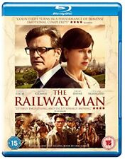 The Railway Man [Blu-ray] [DVD][Region 2]