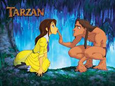 "Walt Disney: Tarzan (DVD-2000,1-Disc)Region 1.""Tarzan Is Smart, Pure And Funny"""