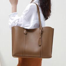Damenhandtasche Schultertasche Tasche Umhängetasche Shopper Bag Echtes Leder