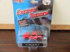 maisto  Excess Tuners  Mazda rx-7®