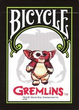 Bicycle Playing Cards (Gremlins) - RARE