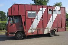 1998 DAF 45 130 7.5  TON HGV  COACH BUILT  HORSEBOX  HORSE LORRY  HORSE BOX