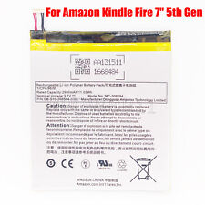 "NEW OEM Battery MC-308594 For Amazon Kindle Fire 7"" 5th Gen SV98LN 2980mAh"