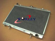 3 Row For NISSAN SILVIA S14 S15 200SX SR20DET 2.0 1994-2002 MT Aluminum Radiator