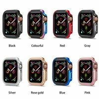 Aluminum Metal Case+Milanese band For Apple Watch Iwatch Series 6 5 4 3 40/44mm