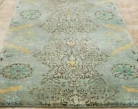 3'X 2' SELECT HAND-KNOTTED TURKISH OUSHAK-GABEH TRIBAL VINTAGE WOOL DURABLE RUG