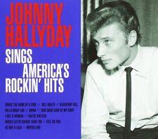 "CD ""Johnny Hallyday sings America's rockin' hits""    NEUF SOUS BLISTER"