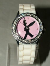 White Ariana Grande watch
