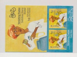 LO37829 Singapore vanishing trades good booklet MNH