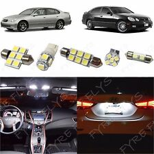 12x White LED lights interior package kit 1998-2005 Lexus GS300 GS400 GS430 LG1W