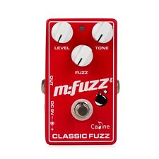 More details for caline cp-504 m-fuzz guitar effect pedal (uk stock)