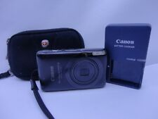 Canon PC1472 SD1400 PowerShot Digital Elph 14.1 MP 4x IS Optical Zoom *Tested