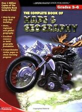 The Complete Book of Maps & Geography by School Specialty Publishing