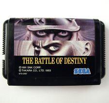 Rare BATTLE OF DESTINY (FATAL FURY) KING OF FIGHTERS for Sega Megadrive (JAP)