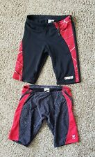 Lot of 2 size 28 Swim Jammers Tyr Arena great condition