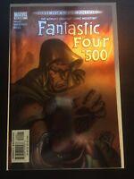 Fantastic Four (1998 3rd Series) #500DC #500 NM Near Mint Director's Cut Variant
