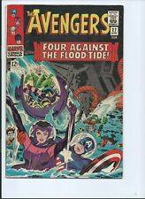 AVENGERS 27 - F/VF 7.0 - SCARLET WITCH - HAWKEYE - CAPTAIN AMERICA (1966)