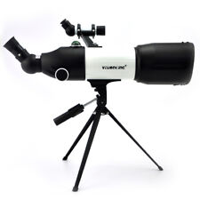 Visionking 400-80mm Refractor Monocular Astronomical Telescope Camera Adapter
