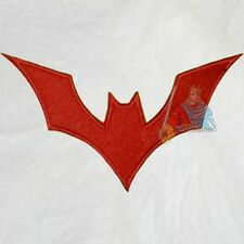 Batman Replica Suit Beyond Chest Embroidered Patch Comic Animated Series Future