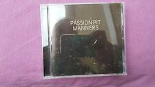 PASSION PIT - MANNERS. CD